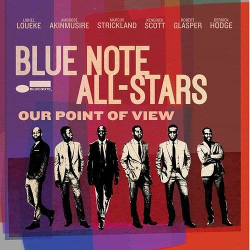 Blue Note All-Stars<br>Our Point Of View<br>2CD,